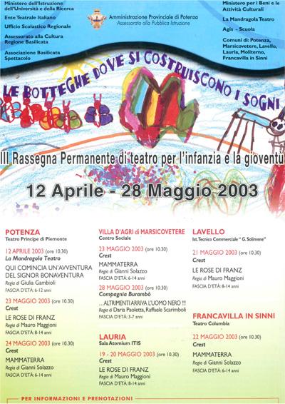 Locandina-Botteghe-2003